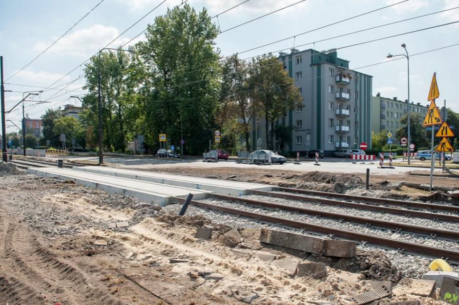 Utrudnienia w ruchu w centrum Szczecina