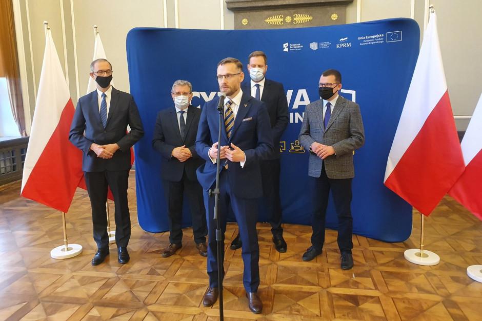 """26 mln zł dla Zachodniopomorskiego w ramach """"Cyfrowej gminy"""""""