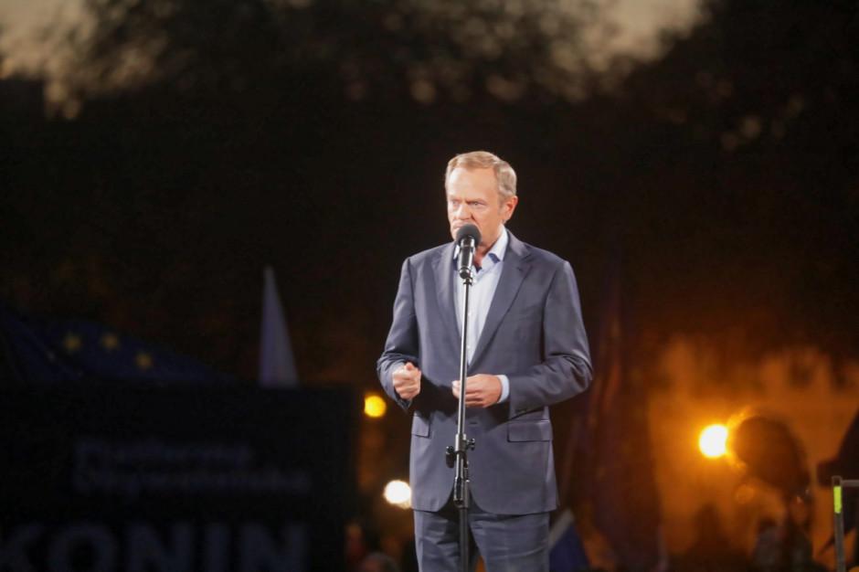 W Warszawie rozpoczęła się manifestacja poparcia dla obecności Polski w UE