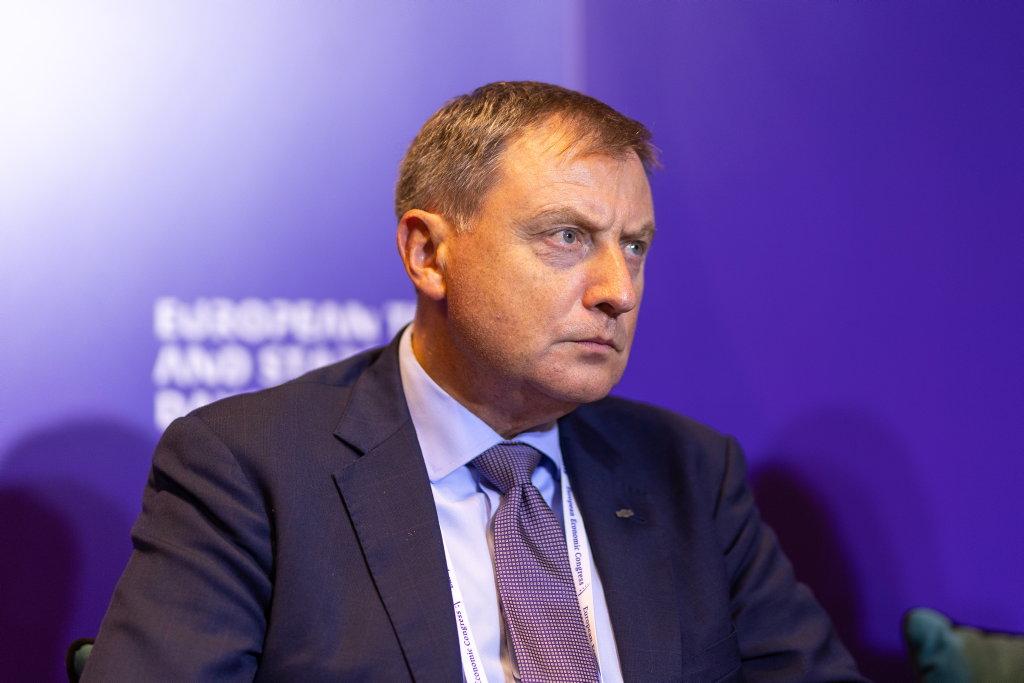 Wojciech Hann, prezes Banku Ochrony Środowiska (fot. PTWP)