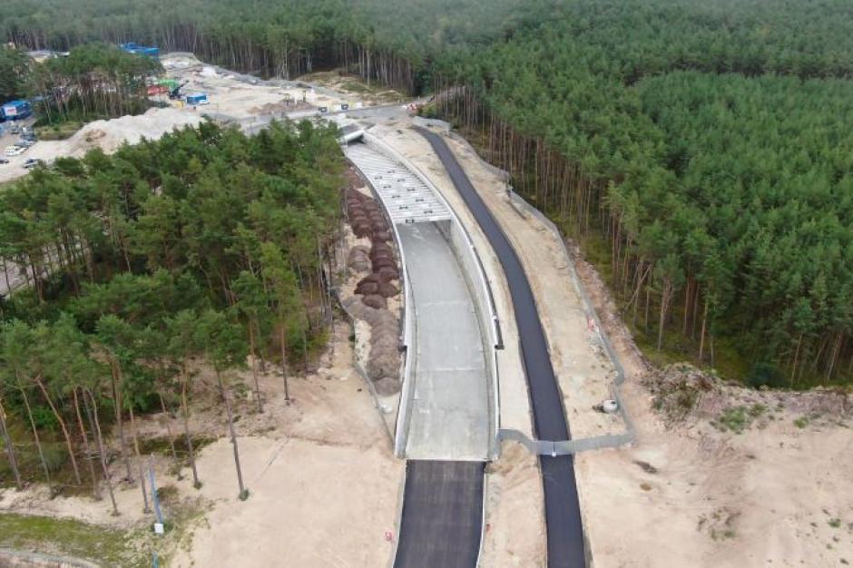 Trwa kolejny etap budowy tunelu pod Świną
