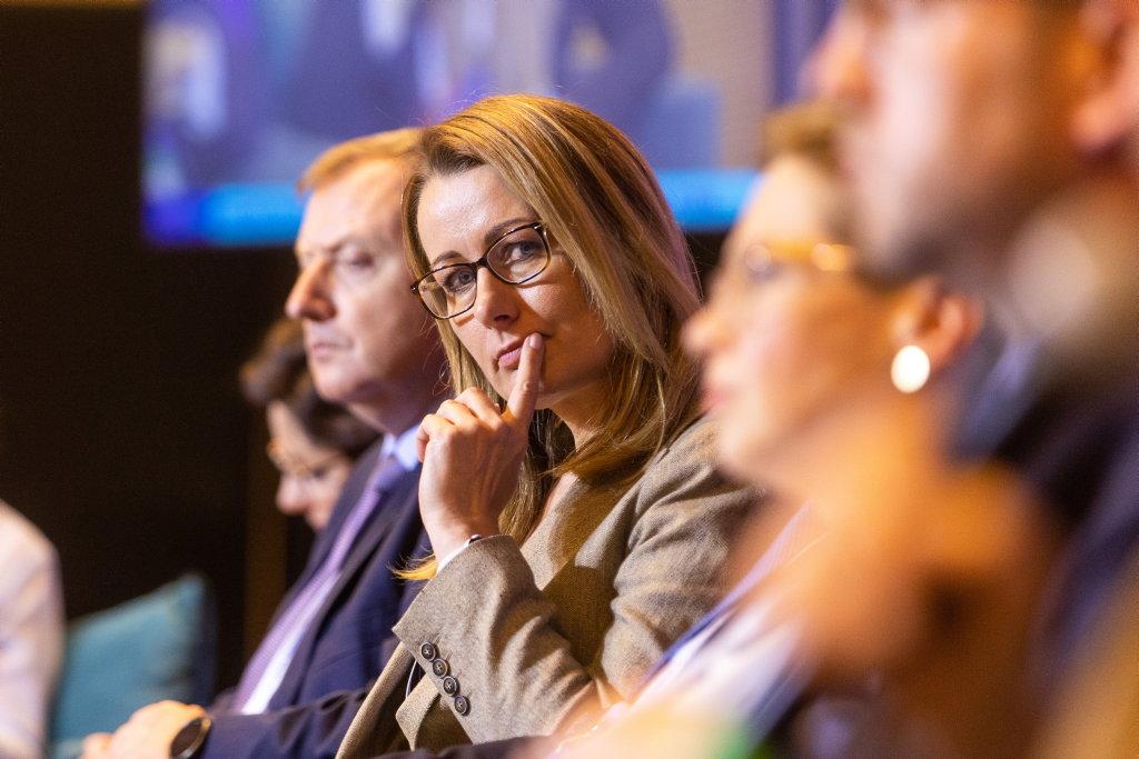Katarzyna Kierach, kierownik Działu Komunikacji Marketingowej, InPost (fot. PTWP)