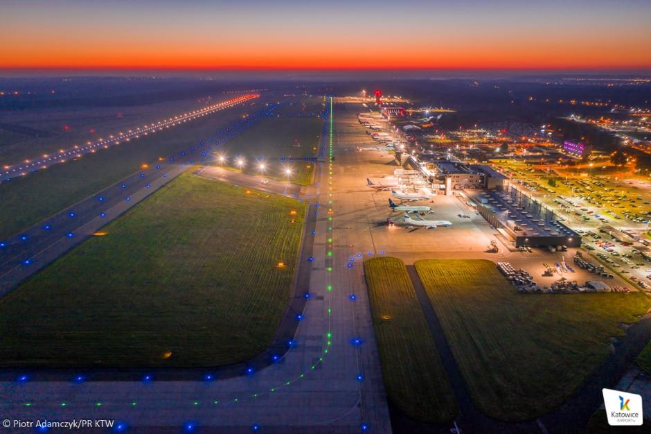 Lotnisko Katowice obsłużyło we wrześniu blisko 400 tys. pasażerów