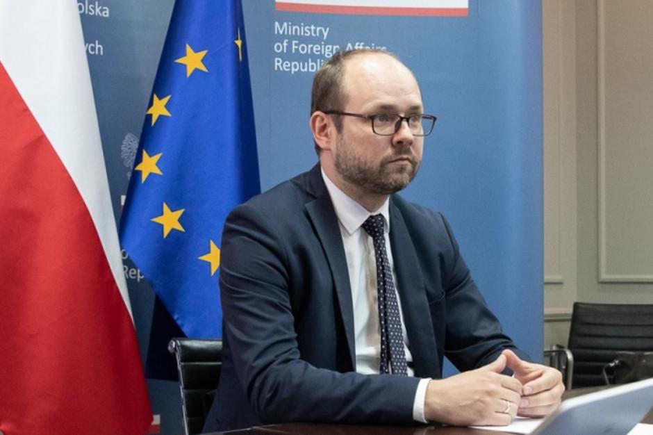 Przydacz: Postawa Komisji Europejskiej ws. KPO jest niezrozumiała