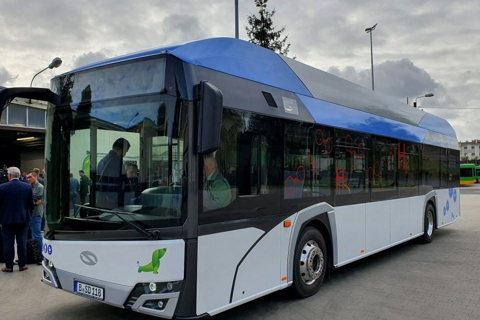 Transport, energetyka, biznes: wodorowe projekty ruszają w wielkopolskich miastach