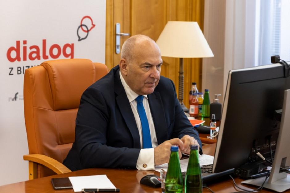 Tadeusz Kościński: samorządy nie stracą na Polskim Ładzie