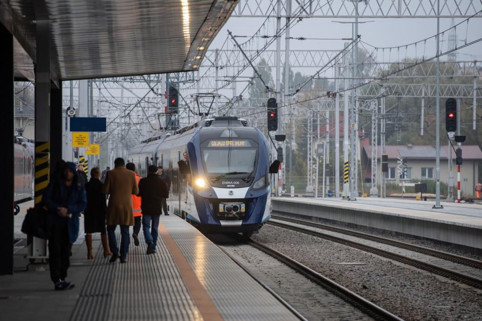 Dziewięć nowych pociągów za 165 mln zł dla województwa lubelskiego