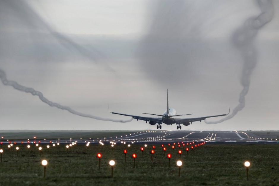 Port Lotniczy Warszawa-Modlin we wrześniu odprawił ponad 200 proc. pasażerów więcej niż przed rokiem