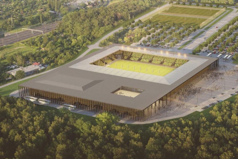 Ruszyła budowa nowego stadionu miejskiego w Katowicach